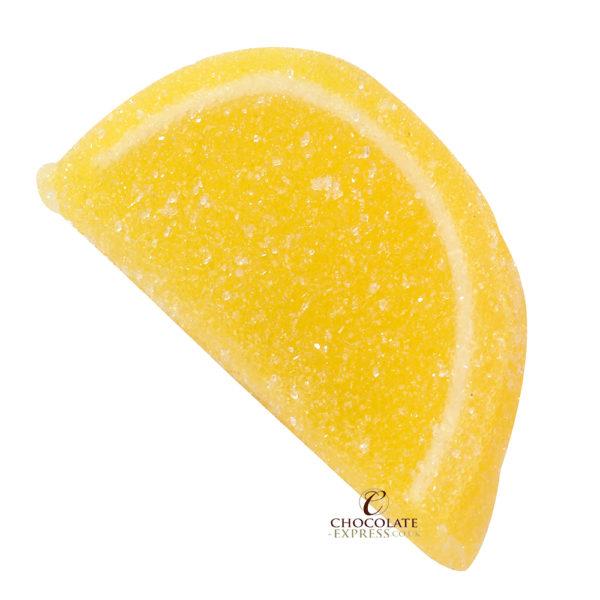 12 Leonidas Lemon Demi Tranche Jellies
