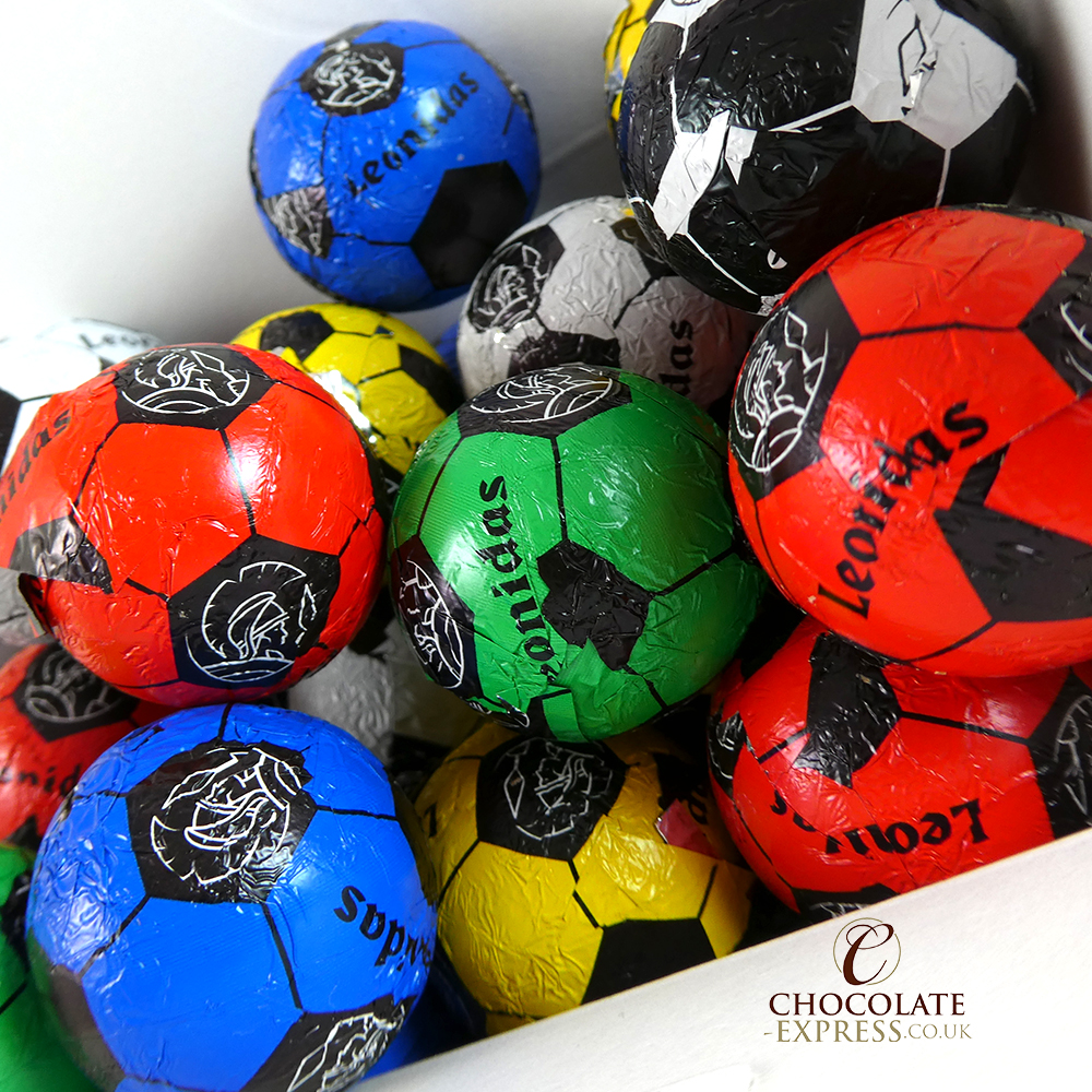 20 Choose Your Own Footballs