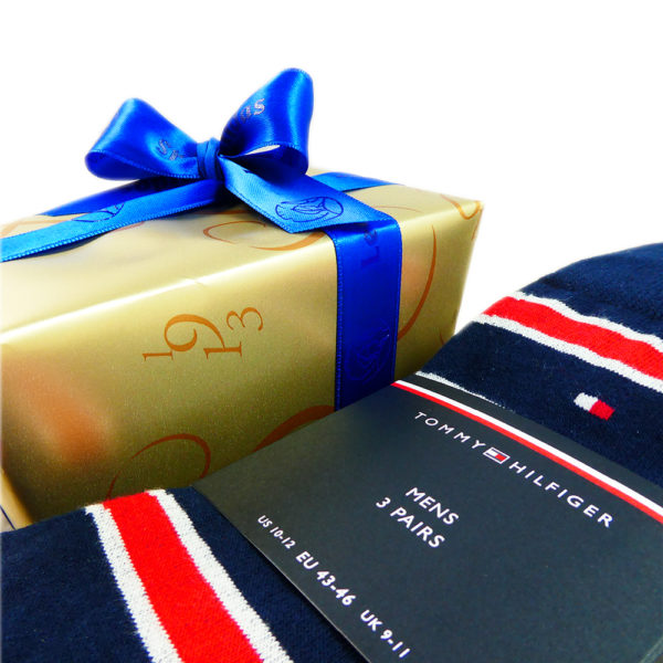 22 Choose Your Own + 3 Pairs of Tommy Hilfiger Socks