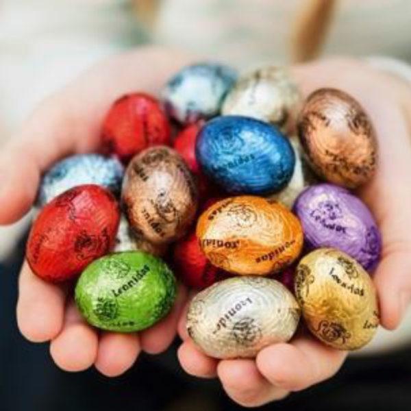 40 Assorted Mini Eggs