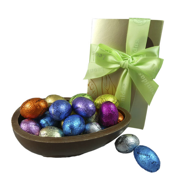 Easter Egg & 20 Assorted Mini Eggs