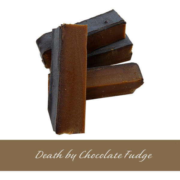 10 Death by Chocolate Fudge Fingers