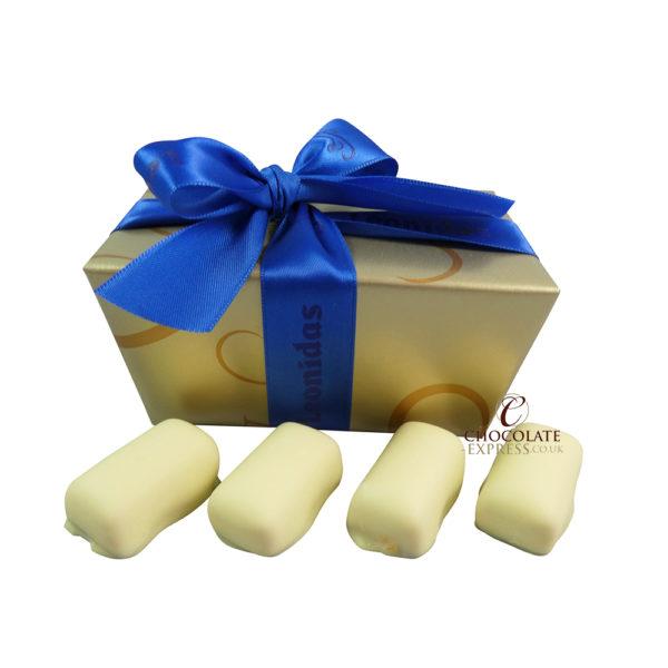 12 Manon Blanc, Coffee and Praline Butter Cream