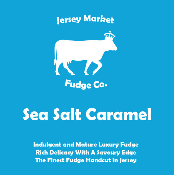 10 Sea Salt Caramel Fudge Fingers