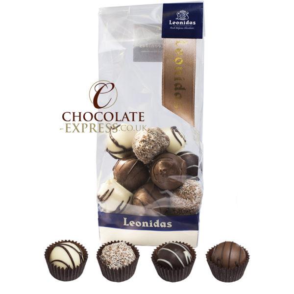 12 Leonidas Assorted Truffles