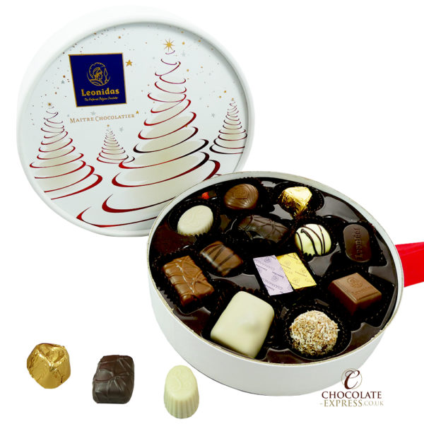 11 Assorted Chocolates in Festive Box