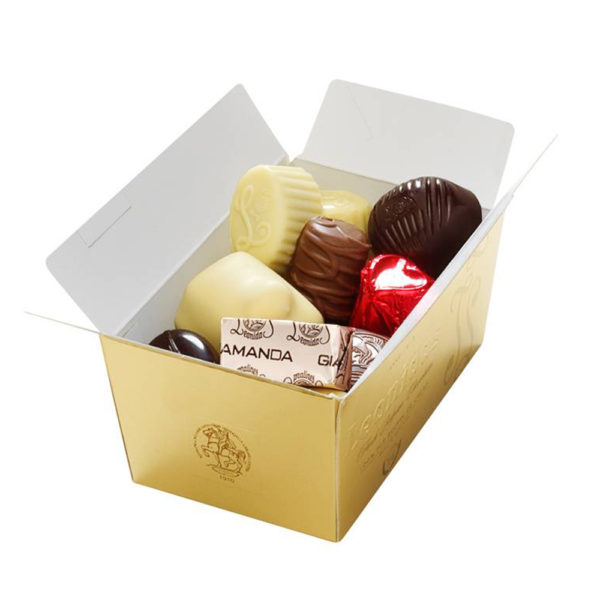 14 Assorted Leonidas Chocolates Christmas Wrapping