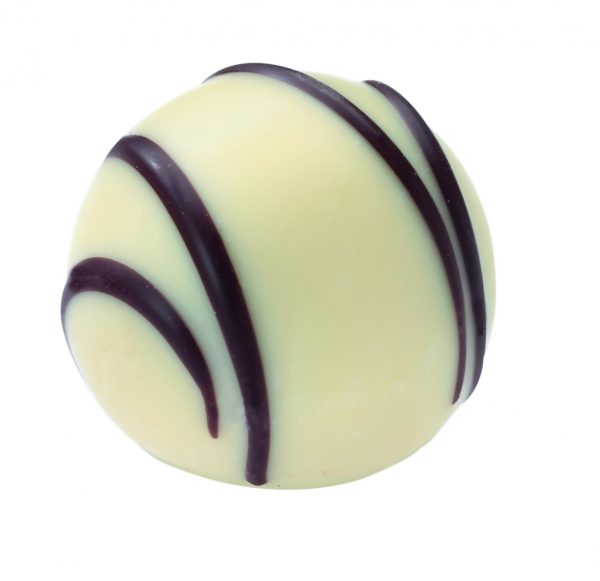 14 Pistachio Flavoured Dark & White Chocolates