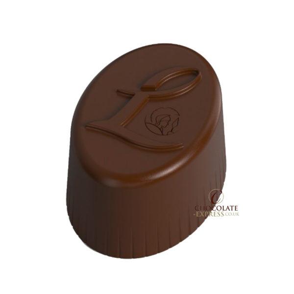14 Louise, Dark Praline With Caramel