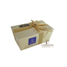 14 Pistachio Flavoured Dark & White Chocolates