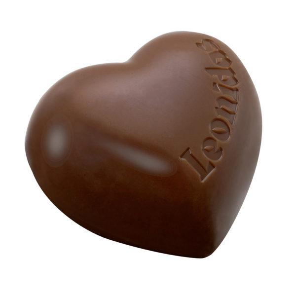 15 Assorted Leonidas Chocolates, Velvet Gift Box