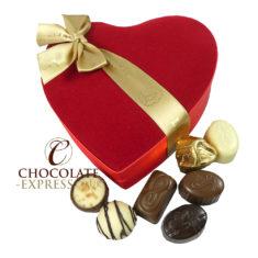 15 Choose Your Own: Small Velvet Heart Box