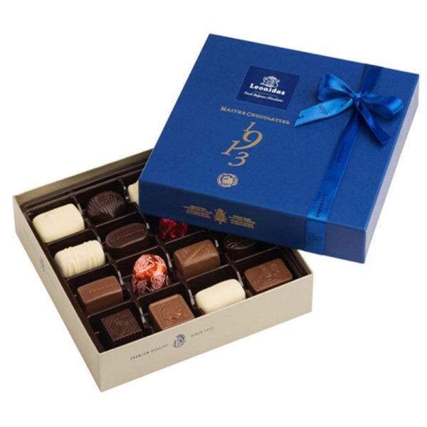 16 Assorted Leonidas Chocolates