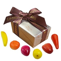 18 Leonidas Marzipan Fruits