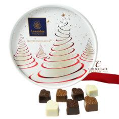 19 Leonidas NO Added Sugar Chocolates in Festive Box