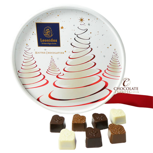 19 Leonidas NO Added Sugar Chocolates in Festive Box
