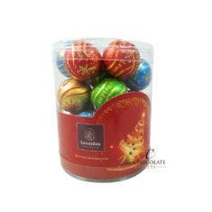 23 Assorted Large Praline Christmas Balls