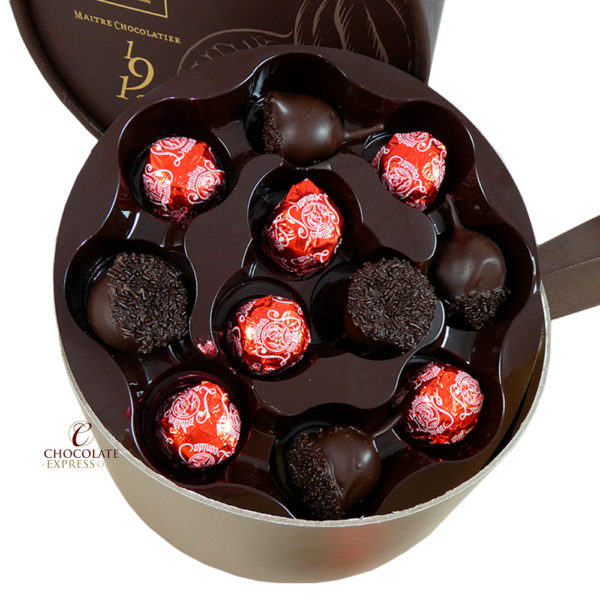 22 Choose Your Own Leonidas Mixed Cherry Liqueur Dark Chocolates