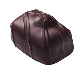 22 Noisette Masquee, Dark Chocolate Praline