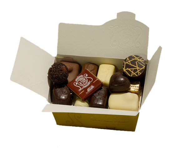 22 Assorted Leonidas Chocolates, Christmas Wrapping