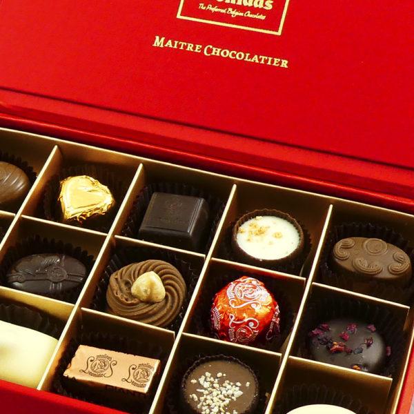 30 Assorted Leonidas Chocolates