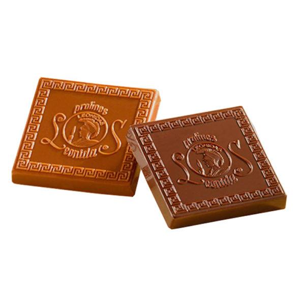 32 Assorted Napolitain Chocolate Squares