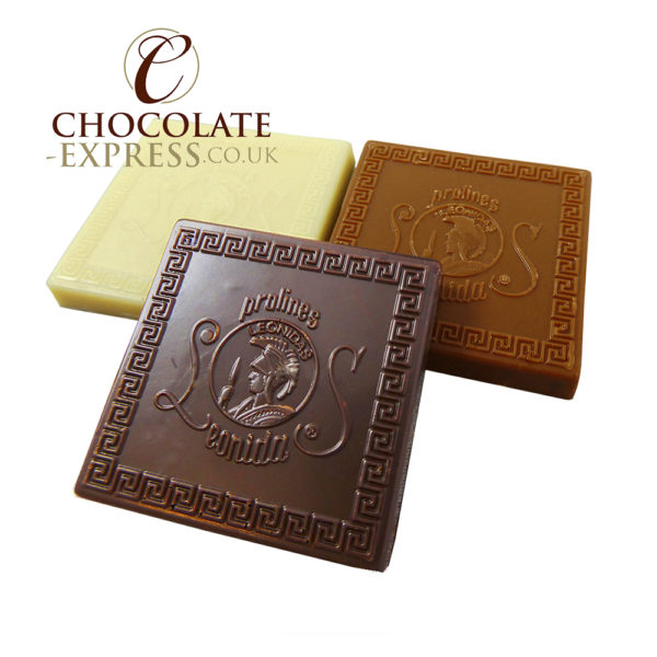 64 Assorted Napolitain Chocolate Squares