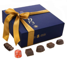 32 Leonidas Dark Chocolates