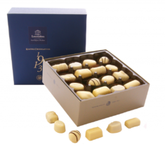 32 White Leonidas Chocolates