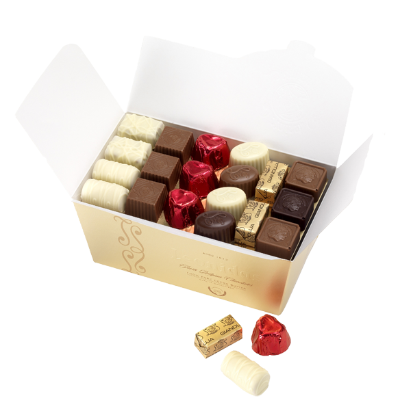 35 Assorted Leonidas Chocolates