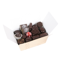35 Leonidas Dark Chocolates