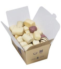 35 Leonidas White Chocolates