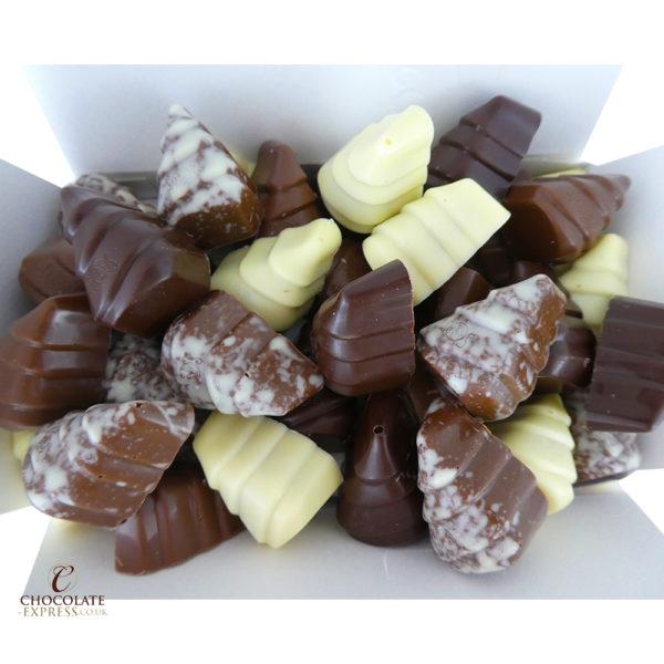 36 Leonidas Chocolate Christmas Trees