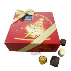 35 Assorted Chocolates, Christmas Gift Box