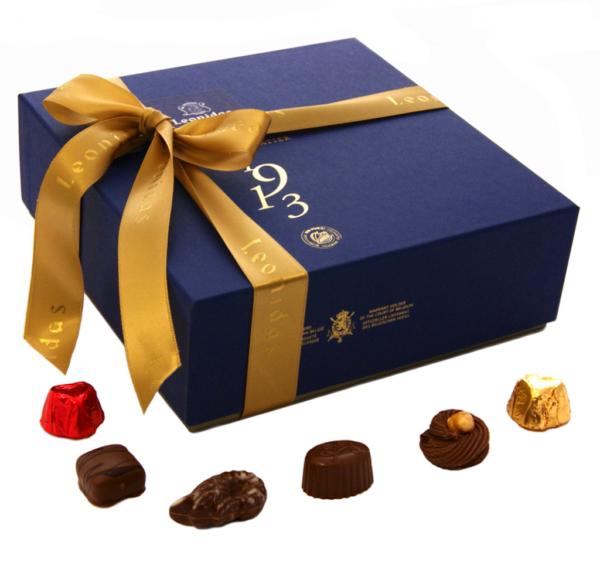 32 Leonidas Milk Chocolates
