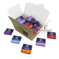 45 Assorted Chocolate Squares