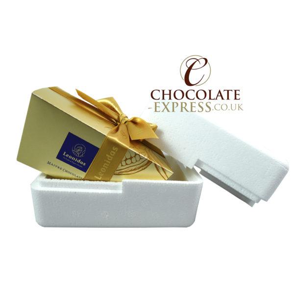 45 White Chocolate Squares