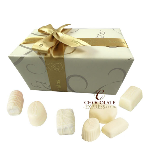 45 Leonidas White Chocolates