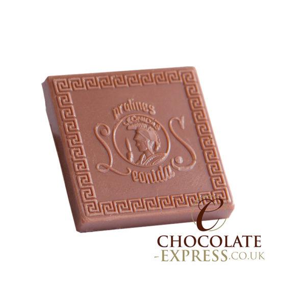 45 Milk Chocolate Squares