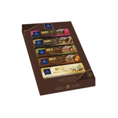 5 Assorted Leonidas 50g bar