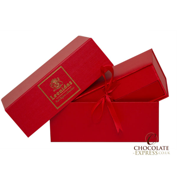 60 Dark Leonidas Chocolates In Luxury Jewel Box