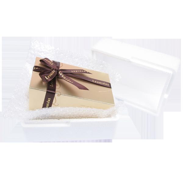60 Leonidas Fresh Butter Creams