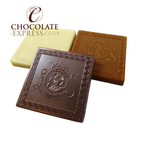 94 Assorted Chocolate Squares