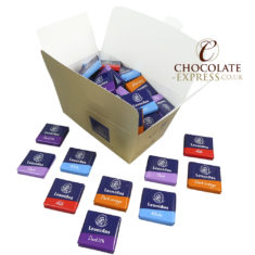 94 Assorted Chocolate Squares