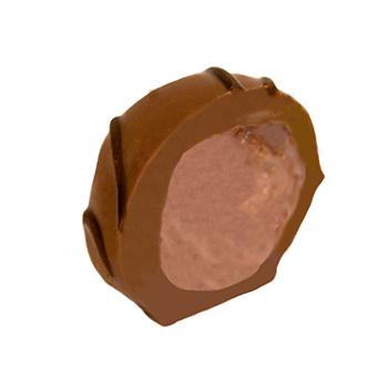 Perle Milk (Raspberry Ganache Truffle)