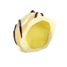 Perle White (Pistachio Truffle)