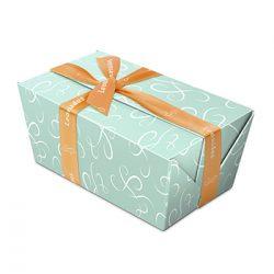 Turquoise-wrap