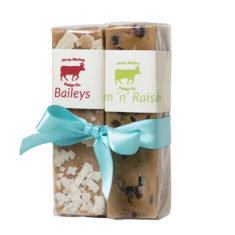 Baileys & Rum & Raisin Slabs