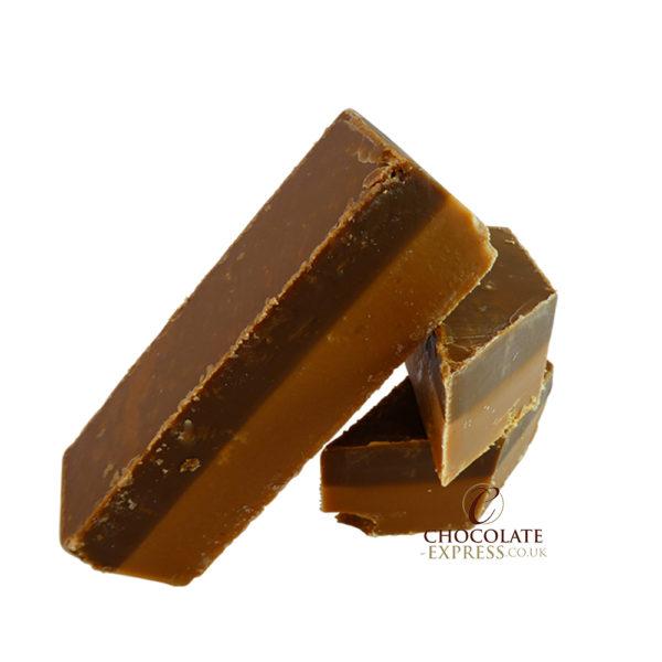 Caramel Fudge Slab