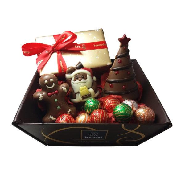 Choose Your Own Leonidas Christmas Gift Hamper